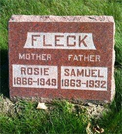 Rosina Rosie <i>Schmidt</i> Fleck