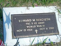 Edward M. Bergseth