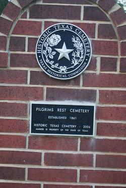 Pilgrims Rest Cemetery #01