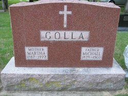 Martha <i>Kostuchowski</i> Golla