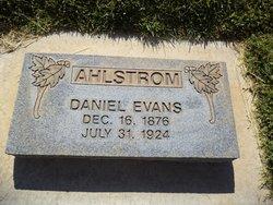 Daniel Evans Dan Ahlstrom