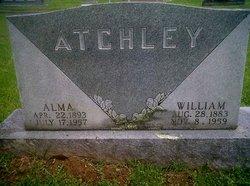 Alma Edith <i>Smith</i> Atchley