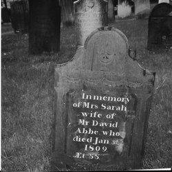 Sarah <i>Preston</i> Abbe