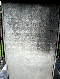 James Booth, Sr