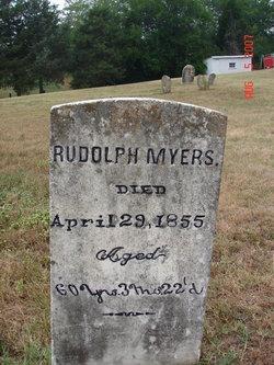 Rudolph Myers