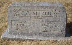 Clarence Eugene Allred