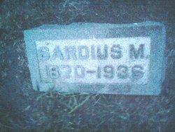 Sardius M Brewster
