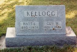 Hattie <i>Abel</i> Kellogg