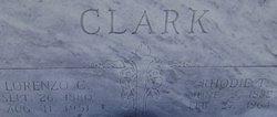 Rhodie <i>Tart</i> Clark