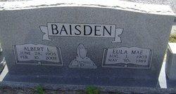 Albert L Baisden