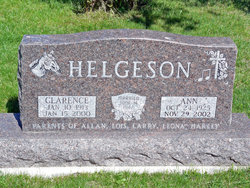 Clarence Helgeson