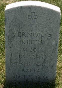 Vernon A Keith