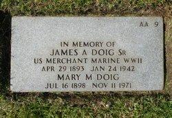 Mary <i>MacPherson</i> Doig