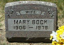 Mary <i>Michaels</i> Bock