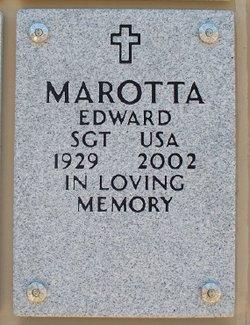 Edward Michael Marotta