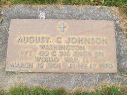 Augustus C. Johnson, Jr