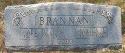 Abel H Abe Brannan