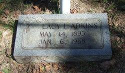 Rev Lacy Levi Lemuel Adkins
