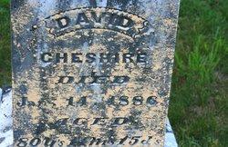 David Cheshire
