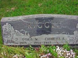 Doris <i>Widdifield</i> Riggle