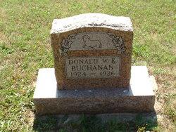 Donald W K Buchanan