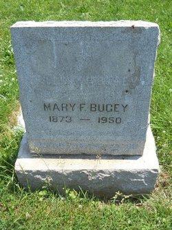 Mamie Mary Francis <i>Sanford</i> Bugey