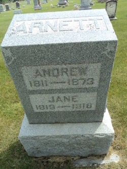 Jane <i>Johnson</i> Arnett
