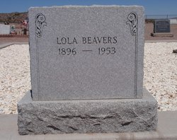 Lola Jane Beavers