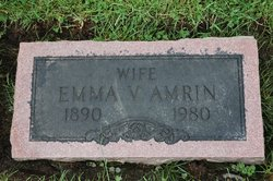 Emma V Amrin
