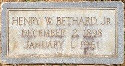 Henry William Bethard, Jr