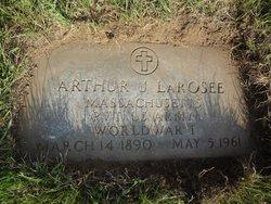 Arthur Joseph LaRosee, Sr