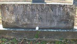 Anne Elizabeth Liza <i>Connelly</i> Abell, Johnson