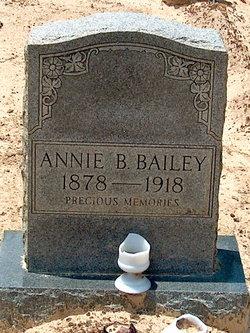 Annie B Bailey