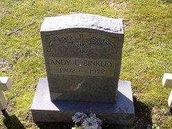Andy Eugene Binkley