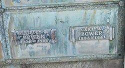 Gertrude Barbara <i>Adam</i> Bower
