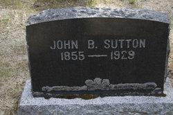 John B Sutton