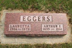 Lauretta Sophie <i>Pederson</i> Eggers