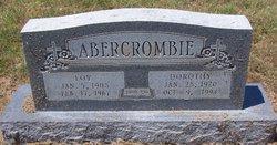 Loy Abercrombie