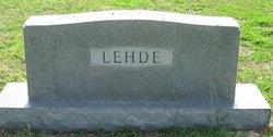 Henry George Lehde
