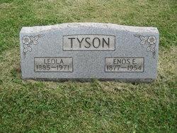 Enos E Tyson