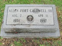 Allen Fort Caldwell, III