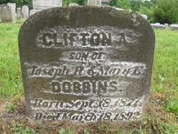 Clifton A Dobbins