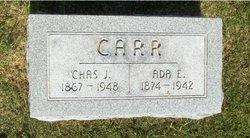 Ada E. <i>Smith</i> Carr