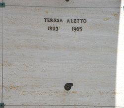 Teresa <i>Ghidella</i> Aletto