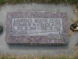 Lawrence Melvin Clark
