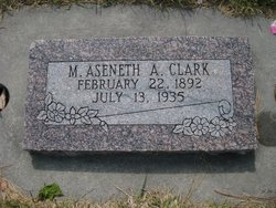 Martha Aseneth <i>Austin</i> Clark