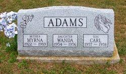 Wanda Lou Adams