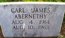 Carl James Abernethy