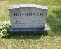 Albert C Rohrbach