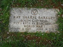Ray Sharpe Barkley